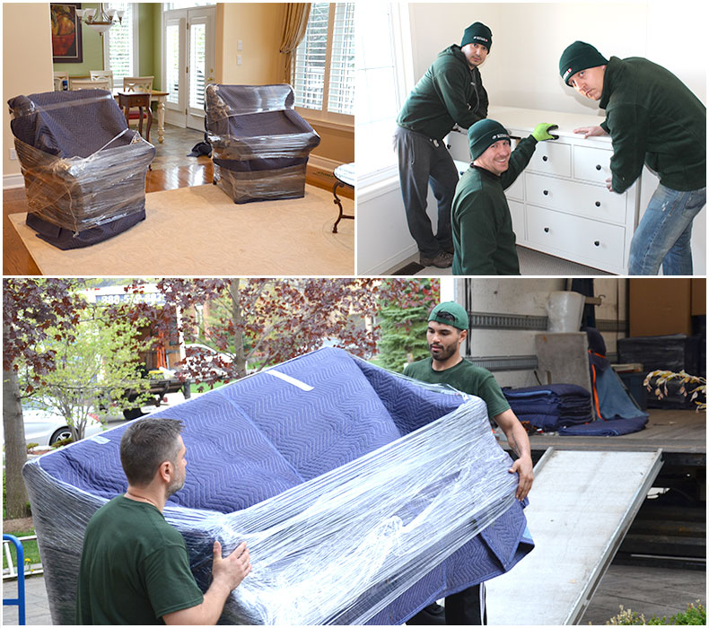 Local Moving Services in Toronto